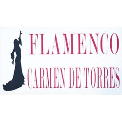 Flamenco Carmen de Torres Logo (Sign of Studio)